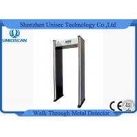 Quality Security Commercial Multi Zone Metal Detector Walk Through With 12 Zones wholesale