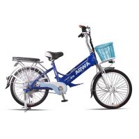 Quality 2 Seats Hybrid Electric Bikes 125Kg Power Assisted Bicycle With Battery Power wholesale
