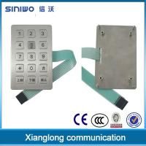 Quality access control vandal resistance keypad B22 wholesale