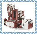 Quality High Efficient Two Color Flexographic Printing Machine With ISO9001 SJYT - 45 wholesale