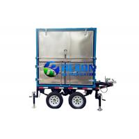Quality Double Axle Mobile Type Transformer Oil Purifier ZYD - M - 100 6000LPH wholesale