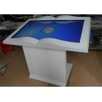 Quality 46 Inch Touch LED SAdvertsding screen Displays Floor Stand All In One Screen wholesale
