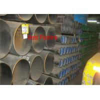 Quality TP304L TP316 Electronic Resistance Welded Pipe Beveled Ends Iron Protector wholesale