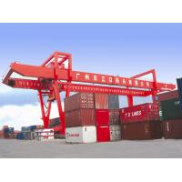 Quality 45ton Capacity Double Girder Rail Mounted Container gantry Crane wholesale
