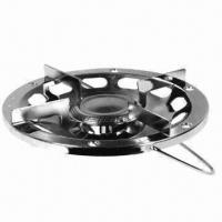 China Portable BBQ Camping Stove/Gas Burner, Suitable for Outdoor Use on sale