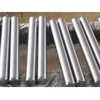Quality Precision Steel Mechanical Hard Chrome Plated Rod, CK45 Hot Rolled Chrome Bar wholesale
