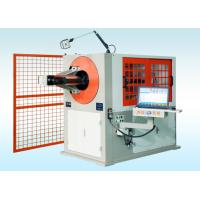 Quality Customized Shape Wire Forming Equipment , Compression Spring Coiling Machine wholesale