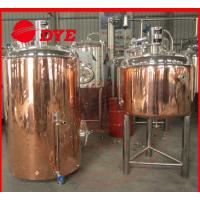 Quality Commercial Beer Brewing Equipment , Micro Distillery Equipment Pipe Welding wholesale