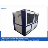 Buy cheap Farming Industry 30RT Industrial Air Cooled Poultry Water Chiller for Poultry from wholesalers