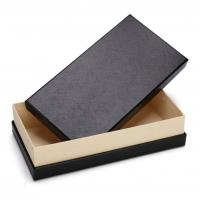 China 19X13X0.5 Cm Elegant Pen Set Gift Boxes With CMYK 4 Color Offset Printing on sale
