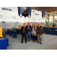 Quality CNC Press Brake Machine 1000 Ton 6 M Bending Press Machine CE and CQC wholesale