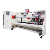 Quality Double Sided Pe Foam 1300mm Adhesive Tape Cutting Machine wholesale