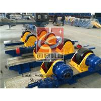 Buy cheap Heavy Duty Rotator Pipe Welding Turntable for Piping Industry product