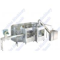 China ABB Motor Drives Carbonated Soda Water Filling Machine 50 Filling Heads on sale