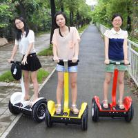 Quality Self Balancing Segway Two Wheel Scooter / Child Segway Scooter Lithium Battery wholesale