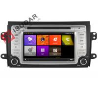 Quality In Dash Car GPS Navigation 2 Din Car Dvd Player For SUZUKI SX4 2006-2012 3G Ipod wholesale