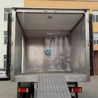 Quality Insulated Cargo Body with FRP PU Sandwich Panel wholesale