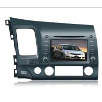 Quality Touching Screen Car GPS Navigation Monitoring System Multi Language wholesale
