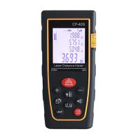 Buy cheap Effective Digital Laser Distance Measurer With Water Level , 0.05-100m Range from wholesalers