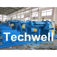 Quality 5 / 7 / 10 / 15 Ton Automatical Decoiler Curving Machine With Outer Diameter 1300mm wholesale