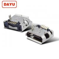 Quality 5 Pin SMT Mini USB SMD Connector Electronic Jack Socket For PCB Board wholesale