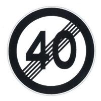 Quality Speed limit sign wholesale