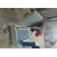 Quality Strong Impact Resistance Hot Dipped Galvanized Steel Grating For Walkway / Drain wholesale