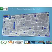 Quality Single Layer PET Flex Circuit Board Carbon Paste For Toy Game Player Membrane Switch wholesale