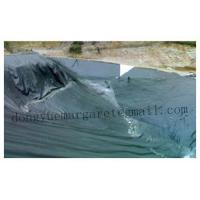 China Bentonite clay liner with geomembrane for landfill liners on sale