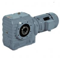 Quality Small Modular Helical Worm Gear Motor Reducer Gearbox For Concrete Mixer wholesale
