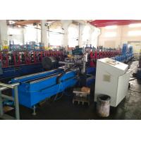 Quality High Speed 30-40m/min Solar Strut Channel Roll Forming Machine For Customized Dimensions wholesale