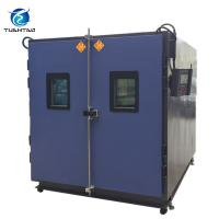 Buy cheap Customized large Temperature Humidity Walk-in Climatic Chamber from wholesalers