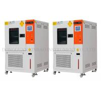 Quality SUS 304 SS Climate Control Chamber , Environmental Growth Chambers XB-OTS-800 wholesale