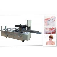 China Stainless Steel Paper Towel Folding Machine , paper napkin folding machine High Precision on sale