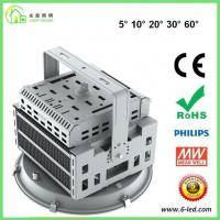 Quality 300w 500w Led High Mast Lighting For Construction Crane Projection , Cree Xte Chip wholesale