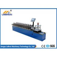Quality Panasonic plc system control door frame roll forming machine full automatic type wholesale