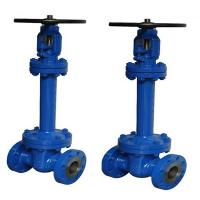 Quality Bellow Seal Cast Steel Gate Valve Flanged Flexible Wedge Gate Valve DIN Standard wholesale