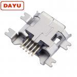 Quality SMT 5 Pin Usb Mini B Female Connector With Mini USB Micro Socket wholesale