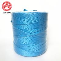 Quality 1 - 5 mm Fibrillated Polypropylene Twisted Twine Rope For Agriculture wholesale