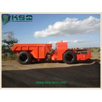 Quality Hydropower Tunneling Low Profile Dump Truck For Medium Size Rock Excavation wholesale