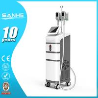 Quality Cryolipolysis 2 heads working together body slimiing criolipolysis weight lose machine wholesale