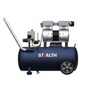 China 8 Gallon STEALTH Oil Free Air Compressor 3300881 1.5 Hp Motor Oil Free Pump on sale