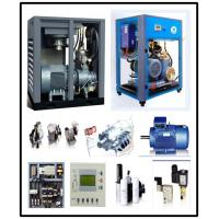 Quality 30kW Stationary Electric Screw Air Compressor 115psi Working Pressure wholesale