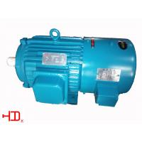 Quality Industrial Adjustable 4 Pole High Torque Electric Motor Low Rpm , High Performance wholesale