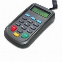 Quality Small Reliable and Secure Pin Pad, Meets with the Strict PCI PED V2.1 wholesale