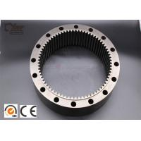 Quality YNF03011 CAT 329 Excavator Hydraulic Parts Ring Gear For Final Drive wholesale