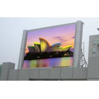 China Advertisment Outdoor  Display , Hight Resolution Full Color led signs outdoor P20 on sale