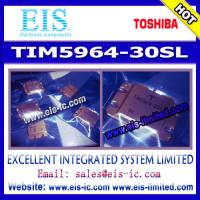 Buy cheap TIM5964-30SL - TOSHIBA - MICROWAVE POWER GaAs FET - Email: sales009@eis-ic.com from wholesalers