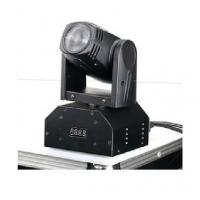 Quality Stage 10 Watt Quad Colors Beam LED Moving Head Light With 4-In-1 Cree LEDs wholesale