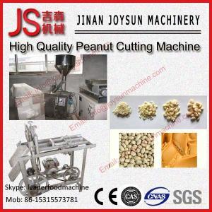 China Peanut kernel splitting half machine on sale